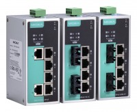 Moxa EDS-P206A-4PoE Ethernet Switch